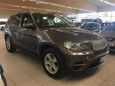 käytetty BMW X5 A E70 SAV