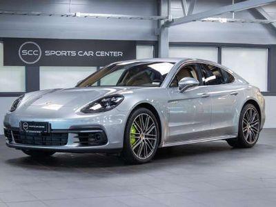 käytetty Porsche Panamera 4 E-Hybrid, Nelipyöräohjaus, Sähk. Takaistuimet, PDLS+, BOSE®, ACC, Erikoisväri, Imuovet, Täyd. HK