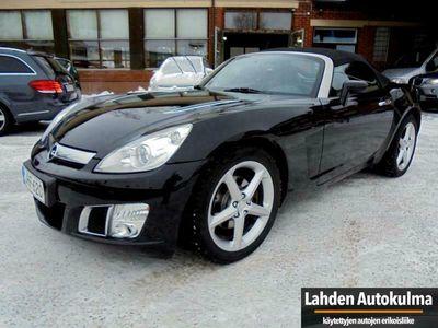 käytetty Opel GT 2.0 Turbo Roadster 2-ov 264hv