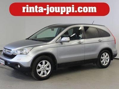 käytetty Honda CR-V CR-V 2,0i Elegance 4WD Business - Kestävä/ vetokoukku / ilmastointi / 4WD