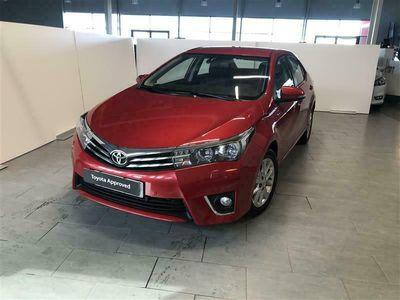 käytetty Toyota Corolla 1,6 Valvematic Comfort Multidrive S 4ov