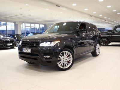 käytetty Land Rover Range Rover Sport 4,4 SDV8 Autobiography Dynamic, Panorama, Webasto, Ilmastoidut etuistuimet, Tunnelmavalaistus