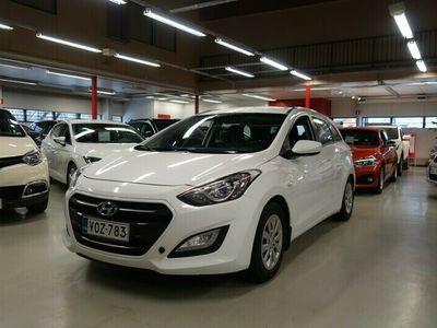 käytetty Hyundai i30 Wagon 1,4 CRDi 6MT Classic *Vetokoukku/ Bluetooth/ Vakkari*