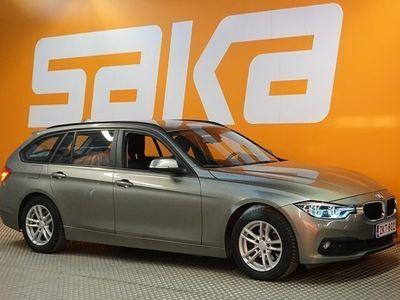 käytetty BMW 316 316 F31 Touring d A Business ** 1-om Suomiauto / Uudempi malli ** ** TULOSSA ** Ota yhteys myyntiimme