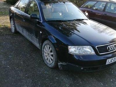 käytetty Audi A6 2.5tdi quattro