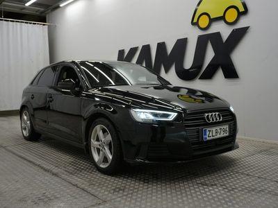 käytetty Audi A3 Sportback First Edition Business Sport 1,4 TFSI COD 110 kW ultra S tronic / Suomi-auto / Musta sisäkatto / Lohkolämmitin /