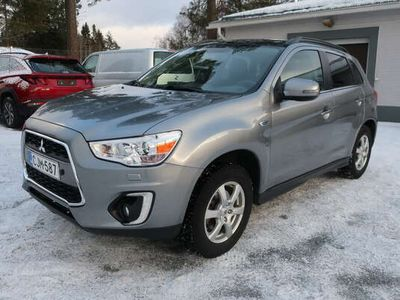 käytetty Mitsubishi ASX 1,6 Cleartec INSPORT