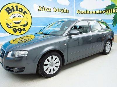 käytetty Audi A4 Avant 1,8 T Sport - // VAKKARI / PITKÄ LEIMA / JAKOPÄÄ VAIHDETTU / VAHVAA TEKNIIKKAA! // - *LOMARAHA
