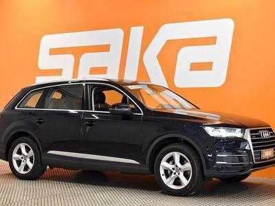 käytetty Audi Q7 3,0 V6 TDI 200 kW quattro tiptronic ** TULOSSA, ota yhteys myyntiimme saadaksesi lisätietoja puh. 02
