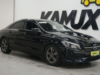 käytetty Mercedes CLA250 4Matic A / AMG Styling /