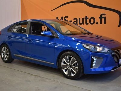 käytetty Hyundai Ioniq