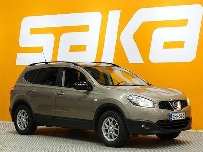 käytetty Nissan Qashqai +2 1,6L Stop / Start System Style 360 2WD 5M/T AVM MY14 ** 1-omistaja / 360-kamera / Navigointi / Lasik