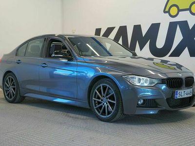 käytetty BMW 330 d xDrive M Sport / HUD / Prof navi / Individual nahat / Lasikattoluukku / Comfort Access /