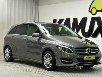 käytetty Mercedes B180 CDI A Premium Business / LED / VAKKARI / SPORTTIPENKIT / P. KAMERA / VETOKOUKKU /