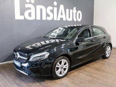 käytetty Mercedes A200 d 4Matic A **Peruutuskamera, Led High performance** **** Tähän autoon on saatavilla LänsiAuto Safe -