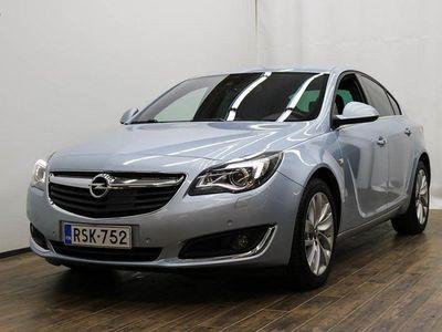 käytetty Opel Insignia 5-ov Edition 2,0 CDTI 4x4 125kW AT6 **** Korko 0,99% + min. 1500 EUR takuuhyvitys ****