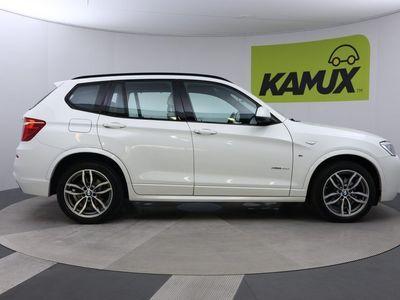 käytetty BMW X3 F25 xDrive30d A M Sport / Panorama-katto / Vetokoukku /