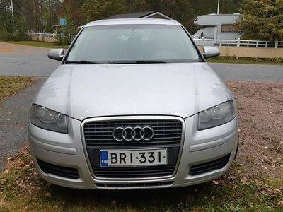 käytetty Audi A3 1.9tdi vm 2008