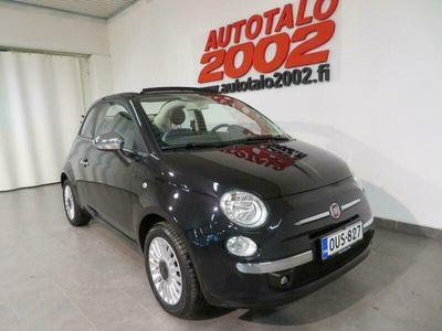 käytetty Fiat 500C 69hv Pop Start&Stop Korko 0,99%