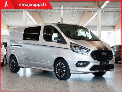 käytetty Ford Custom Transit320 2,0TDCi 185 hv A6 Etuveto Sport Van N1 L2H1 *** 0 % korko, 0 € kulut, J. kotiintoimitus