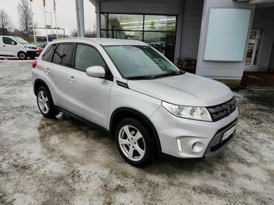 käytetty Suzuki Vitara 1,6 VVT 4WD GL+ 6AT *Adapt. vakkari / Irr. koukku / P. kamera*