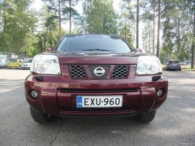 käytetty Nissan X-Trail