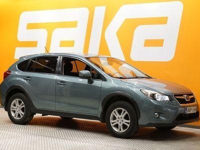 käytetty Subaru XV 2,0 S (CF) CVT ** 2-om Suomiauto / Merkkihuollettu / P-kamera / Vetokoukku **