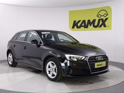 käytetty Audi A3 Sportback 1,5 TFSI COD 110 kW // Bi-Xenon / Vähän ajettu / Siisti //