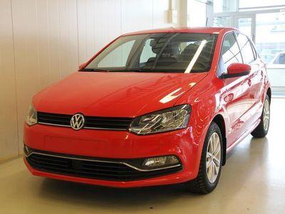 käytetty VW Polo Allstar 1,2 TSI 66 kW (90 hv)