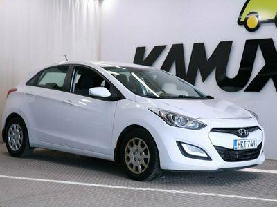 käytetty Hyundai i30 5d 1,6 CRDi 94kW 6AT Comfort