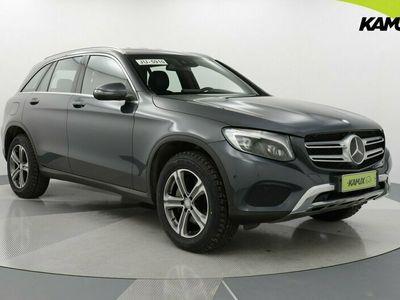 käytetty Mercedes GLC220 d 4Matic A Premium Business / Tulossa myyntiin / AMG-sisäpaketti / Navi / Adapt vakionopeudensäädin