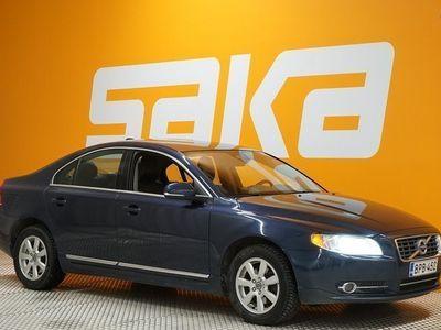 käytetty Volvo S80 D3 Summum Taksi aut ** Jakohihna juuri vaihdettu! / Suomi-auto / Merkkihuollettu / Webasto / Nahkasi