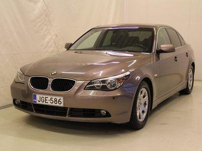 käytetty BMW 530 530 4D D SEDAN AUTOMATIC-NC71/289