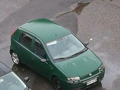 käytetty Fiat Punto -00 1.2