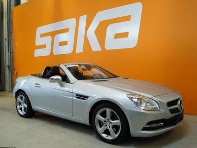 käytetty Mercedes SLK200 BE A