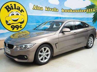 käytetty BMW 418 Gran Coupé F36 418d A Business - *SAAT 500€ TILILLESI!*