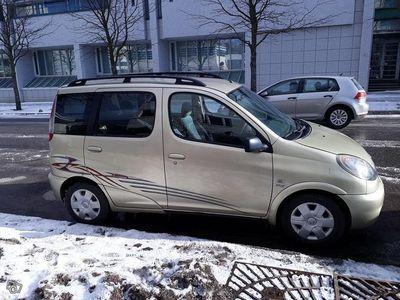 käytetty Toyota Yaris Verso 1.5