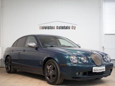 käytetty Jaguar S-Type R V8 4d A