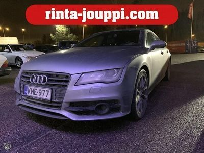 käytetty Audi A7 Sportback