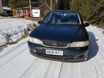 käytetty Opel Vectra 1.8