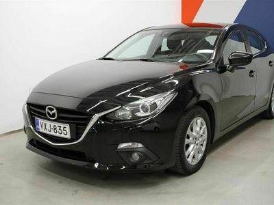 käytetty Mazda 3 5HB 2,0 (120) SKYACTIV-G Premium 6MT 5ov DG1 VXJ-835   Laakkonen
