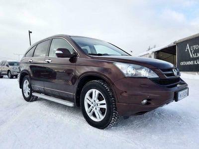 käytetty Honda CR-V 2,2 i-DTEC Executive AT 4WD Business. Webasto, Lasikatto, P-tutka, V-koukku