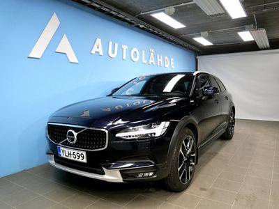 käytetty Volvo V90 CC T6 310hv AWD Plus Summum Pro *Suomiauto* Vaihto/rahoitus?