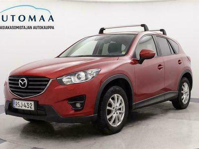 käytetty Mazda CX-5 2,2 (150) SKYACTIV-D Premium 6MT 5ov QE2