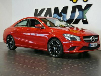 käytetty Mercedes CLA180 BE A Premium Business