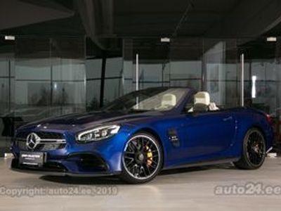 käytetty Mercedes SL65 AMG AMG 6.0 V12 463kW - Luxury Collection Automobiles