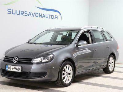 käytetty VW Golf Variant Comfortline Plus 1,2 TSI 77 kW (105 hv) DSG-automaatti **JUURI HUOLLETTU! / XENON**