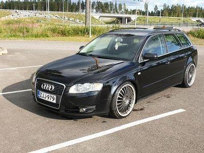 käytetty Audi A4 2.0TDI multitronic