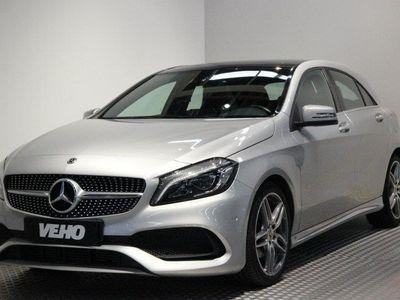 käytetty Mercedes A180 d Business AMG