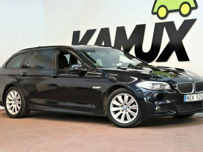 käytetty BMW 525 d xDrive Touring Aut | M-Sport | Vetokoukku | Navi |